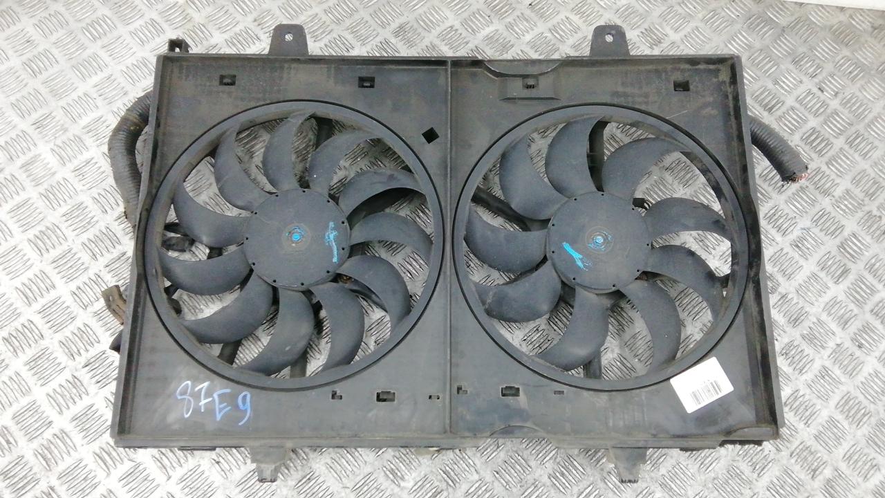 Вентилятор радиатора, NISSAN, X-TRAIL T31, 2007