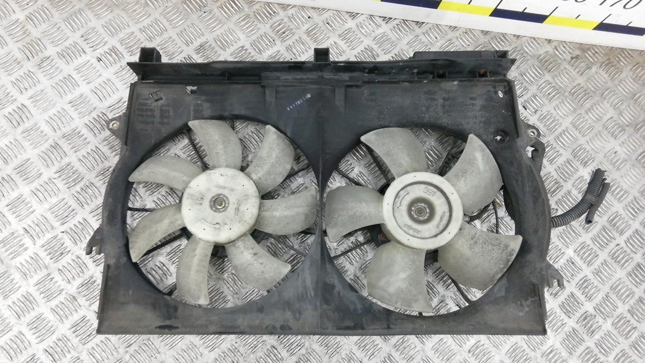 Вентилятор радиатора, TOYOTA, AVENSIS T25, 2003