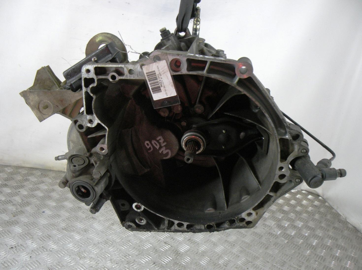КПП 5ст., PEUGEOT, 307, 2005