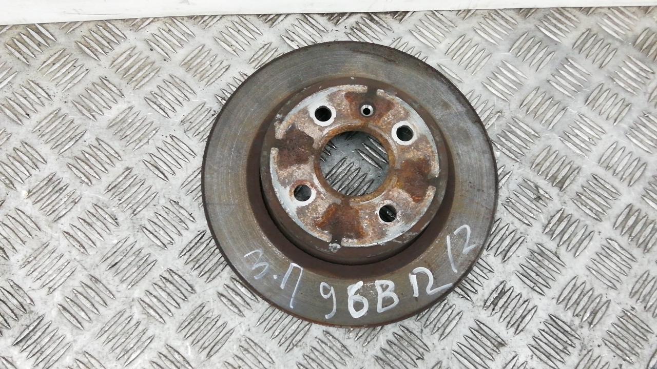 Диск тормозной задний, OPEL, MERIVA A, 2004