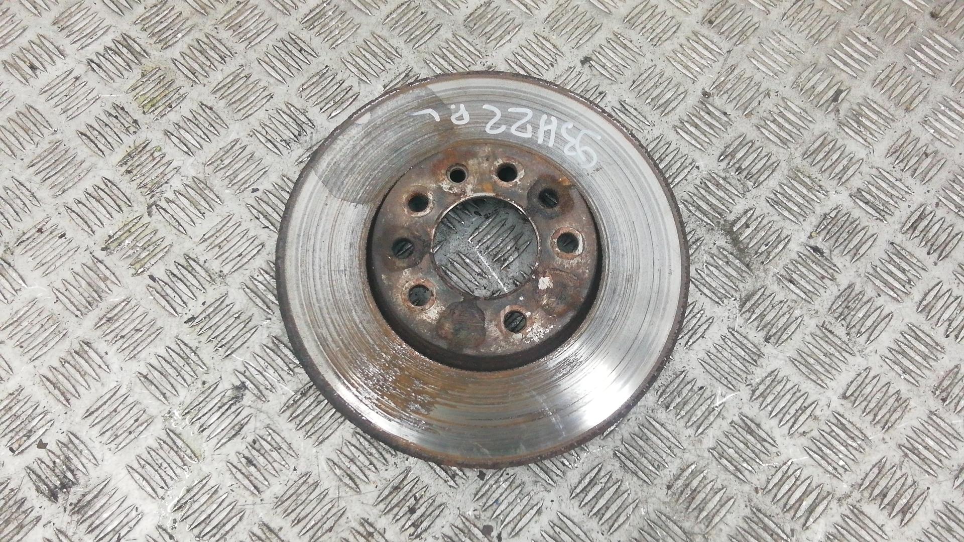 Диск тормозной передний, OPEL, VECTRA C, 2006