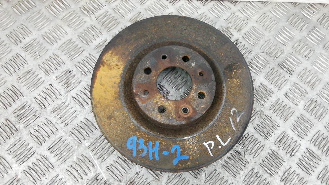 Диск тормозной передний, FIAT, BRAVO 2, 2008