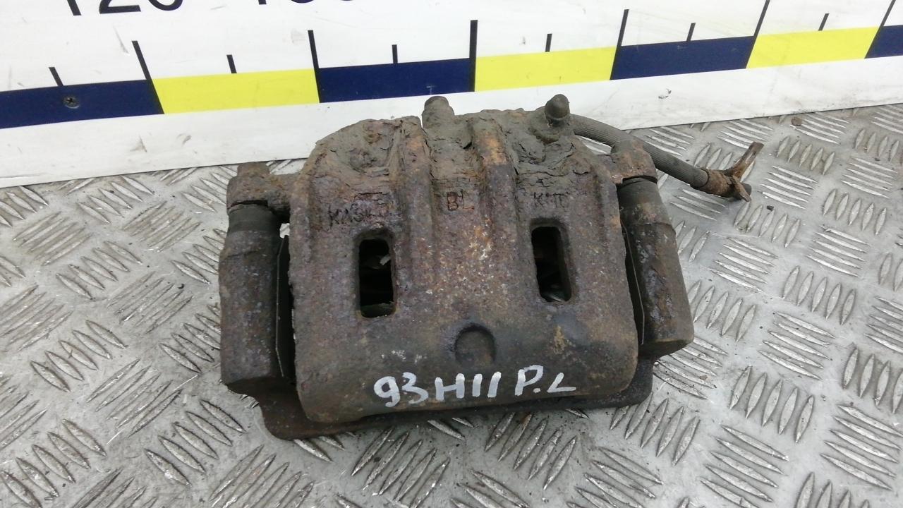 Суппорт тормозной передний левый, KIA, SORENTO 1, 2002