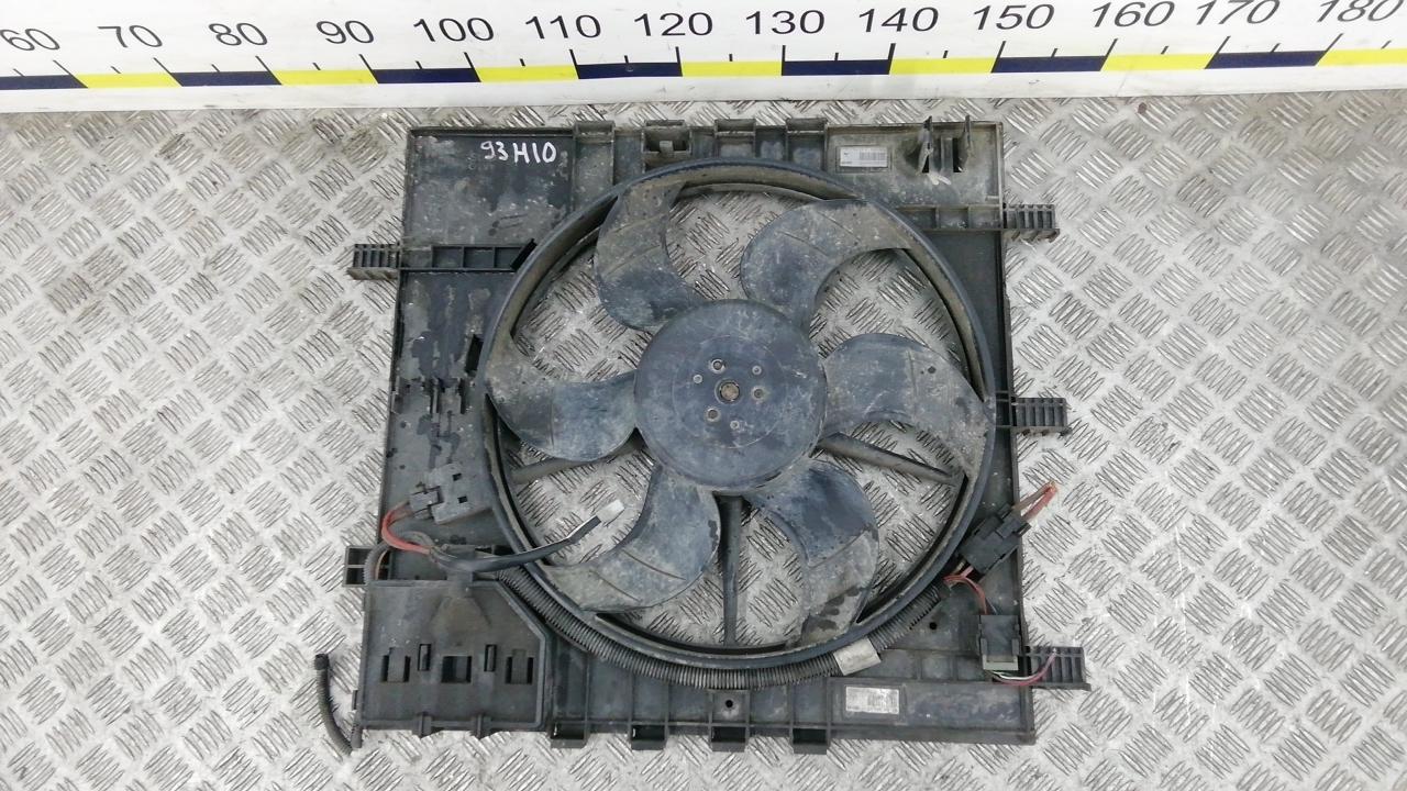 Вентилятор радиатора, MERCEDES BENZ, VITO W638, 2001