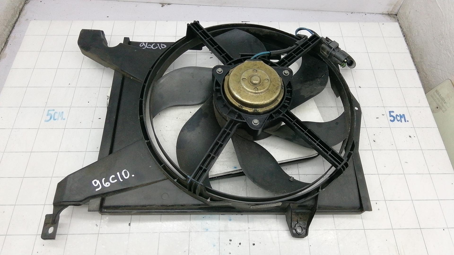 Вентилятор радиатора, MITSUBISHI, CARISMA, 2001