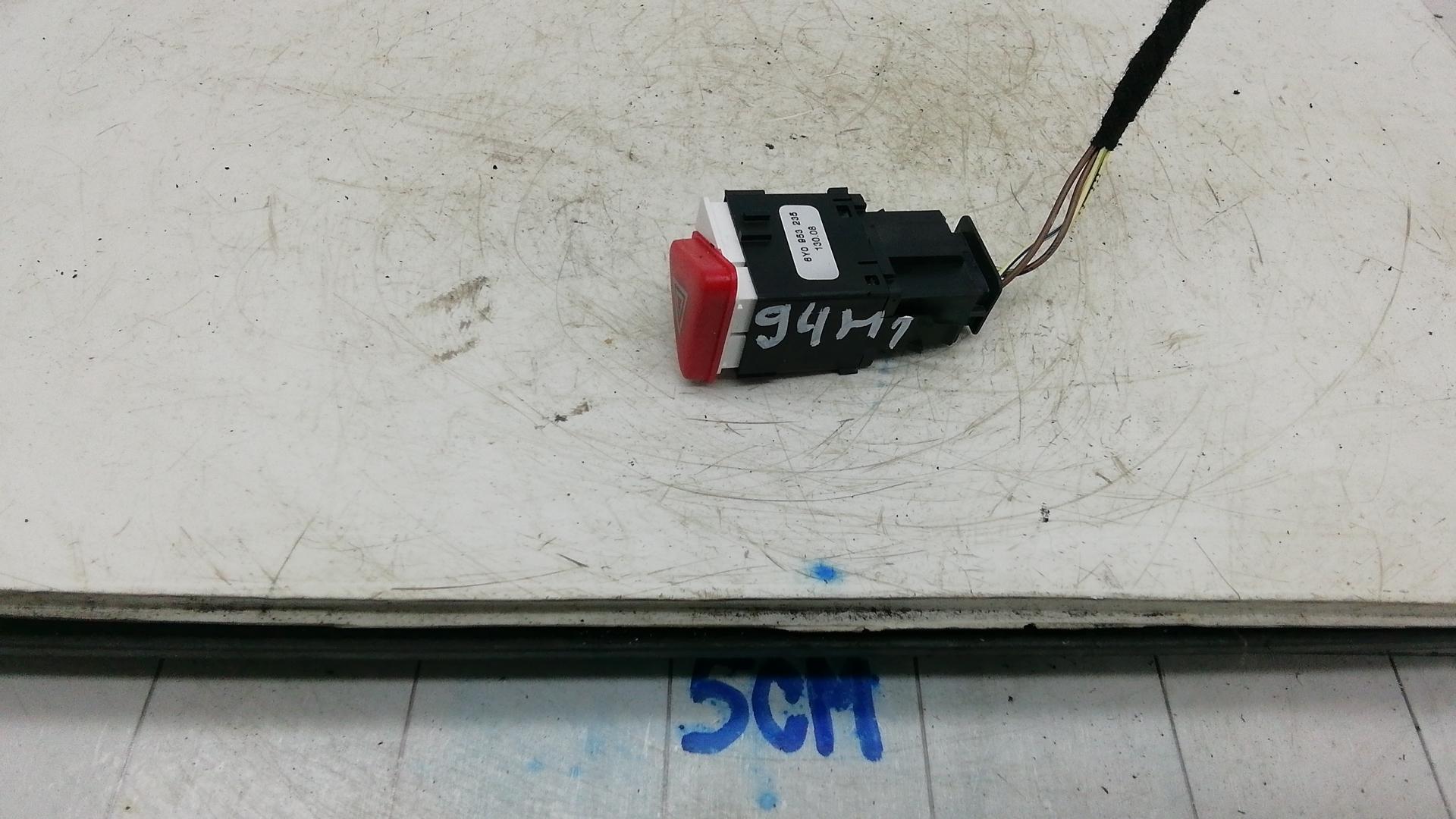 Кнопка аварийки, VOLKSWAGEN, TRANSPORTER T5, 2009