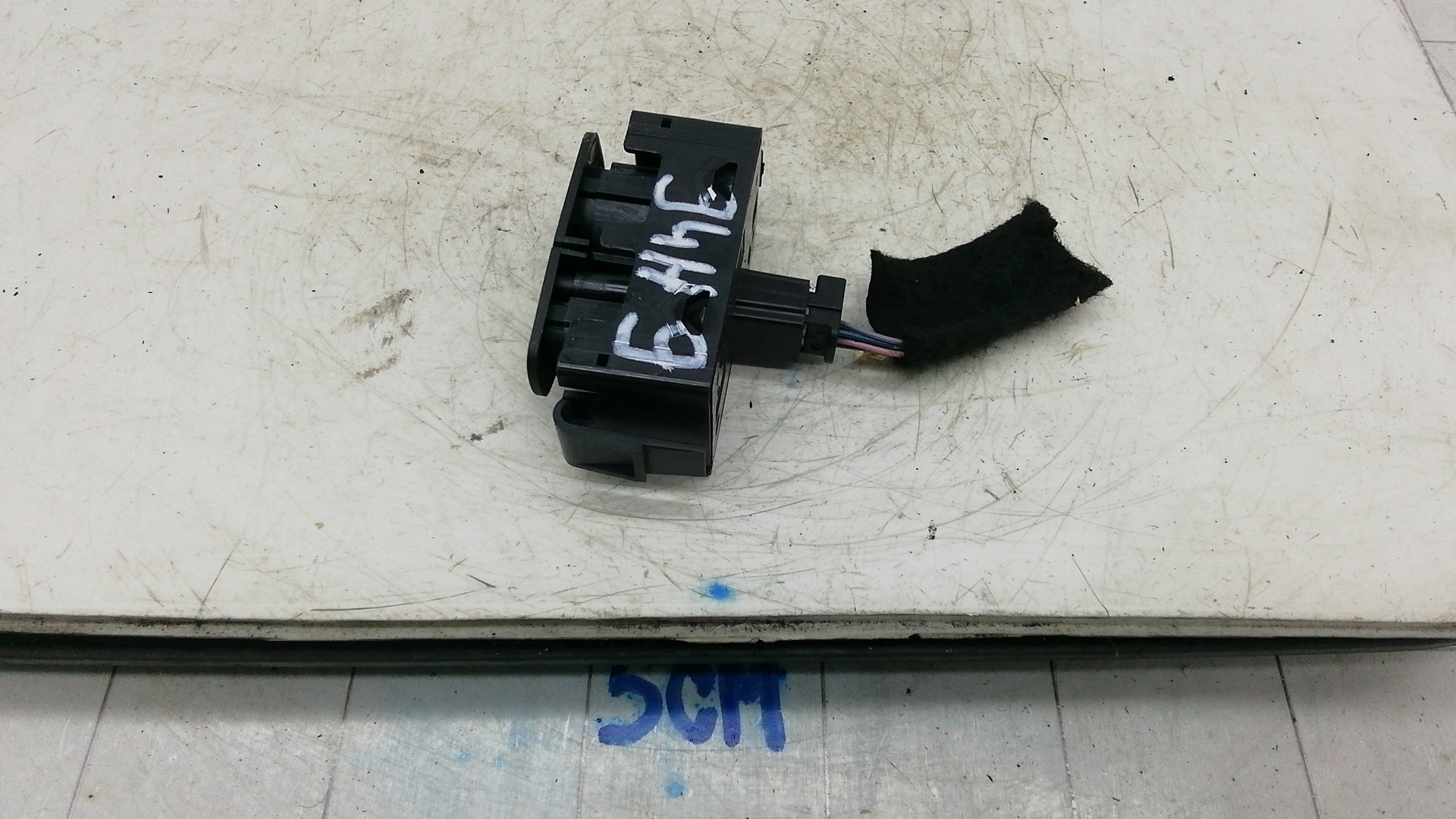 Кнопка аварийки, DACIA, SANDERO 2, 2013