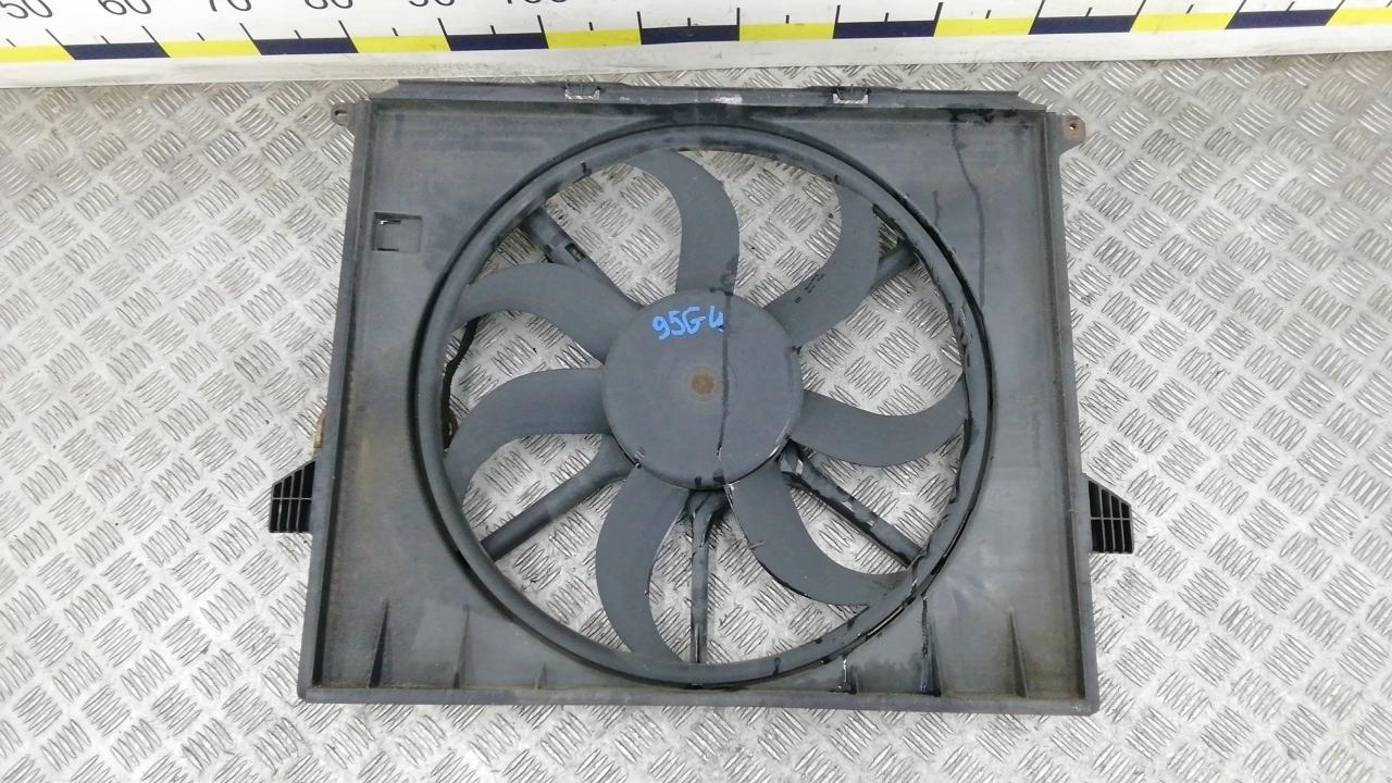 Вентилятор радиатора, MERCEDES BENZ, M-CLASS W164, 2006