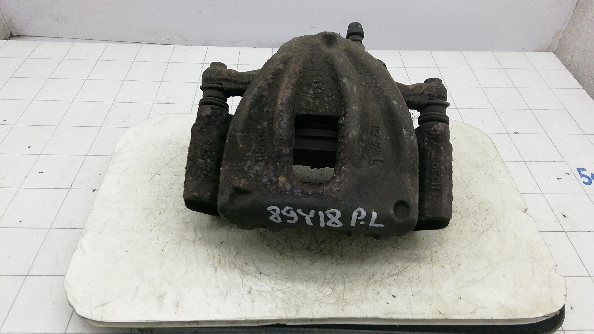 Суппорт тормозной передний левый, TOYOTA, COROLLA VERSO 2, 2005