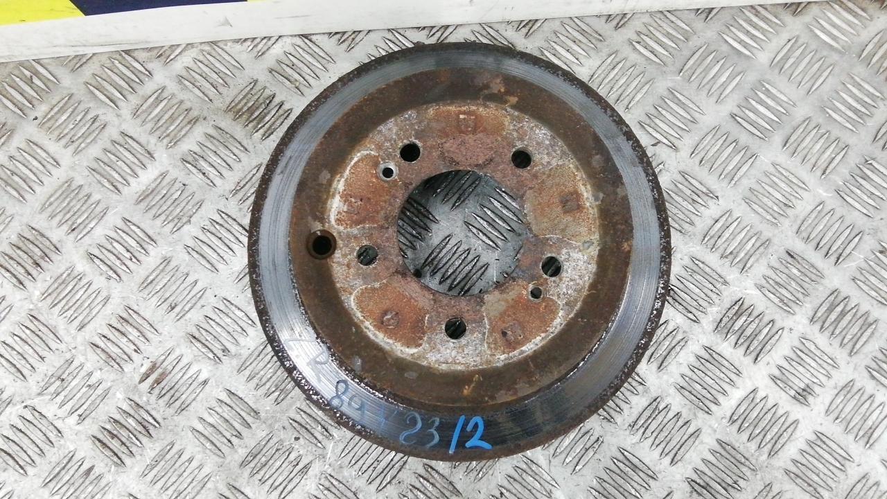 Диск тормозной задний, HYUNDAI, SANTA FE 1, 2004