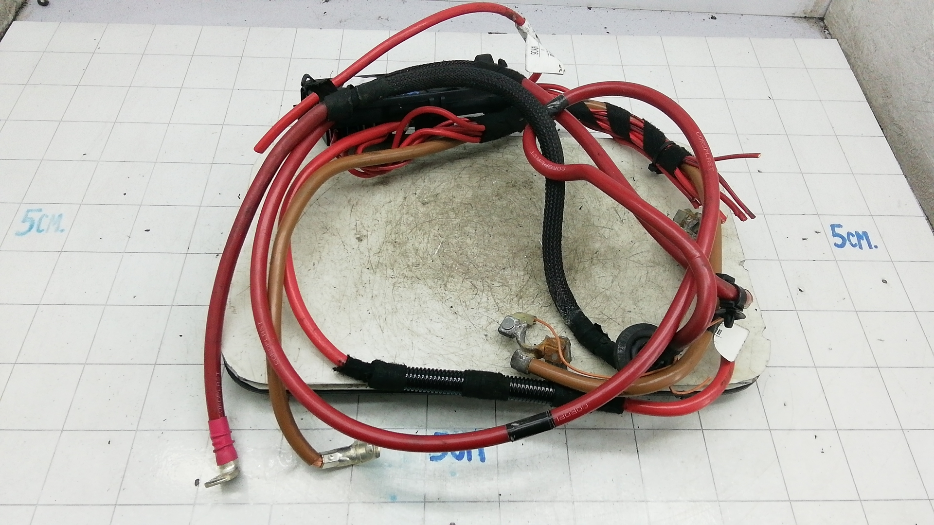 Электропроводка дизельная, MERCEDES BENZ, M-CLASS W164, 2006