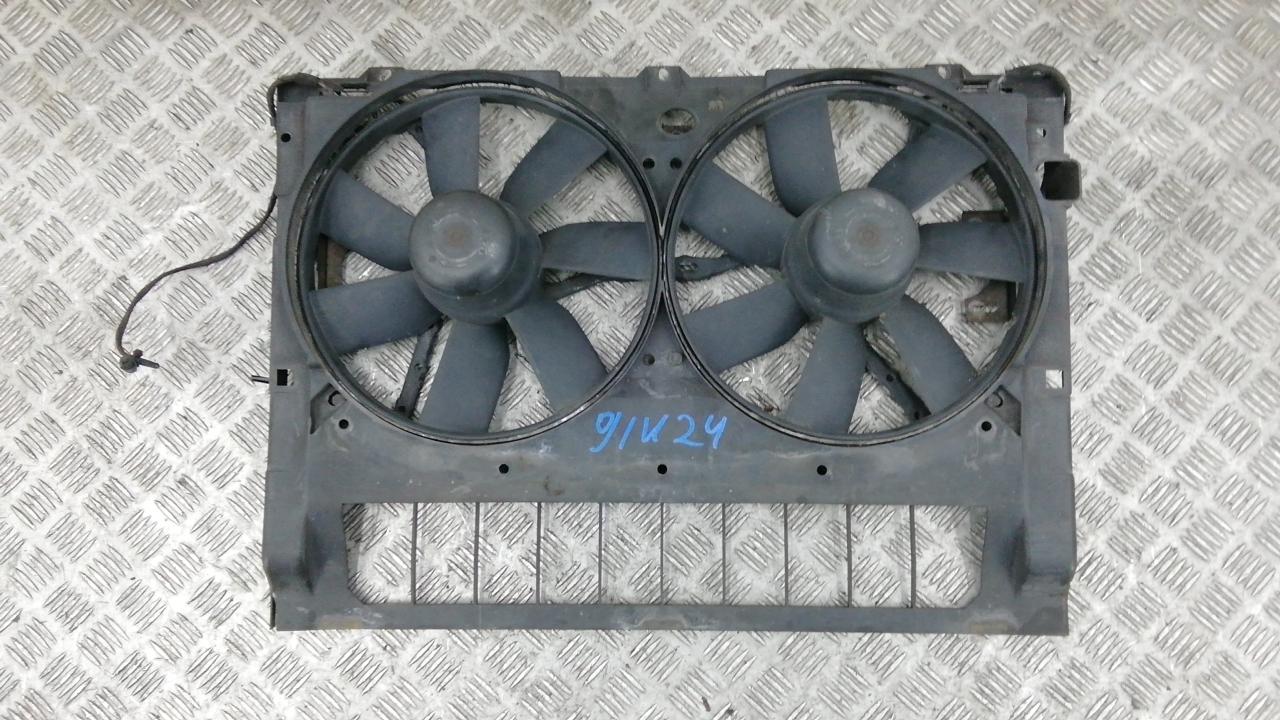 Вентилятор радиатора, MERCEDES BENZ, S-CLASS W140, 1998