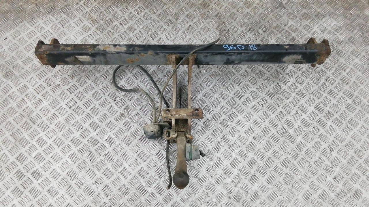 Фаркоп (прицепное устройство), SSANG YONG, KORANDO 1, 2006
