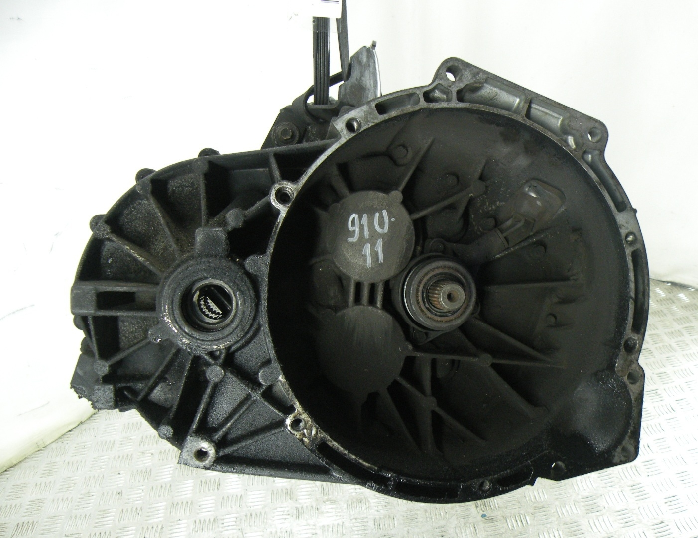 КПП 6ст., FORD, MONDEO 4, 2009