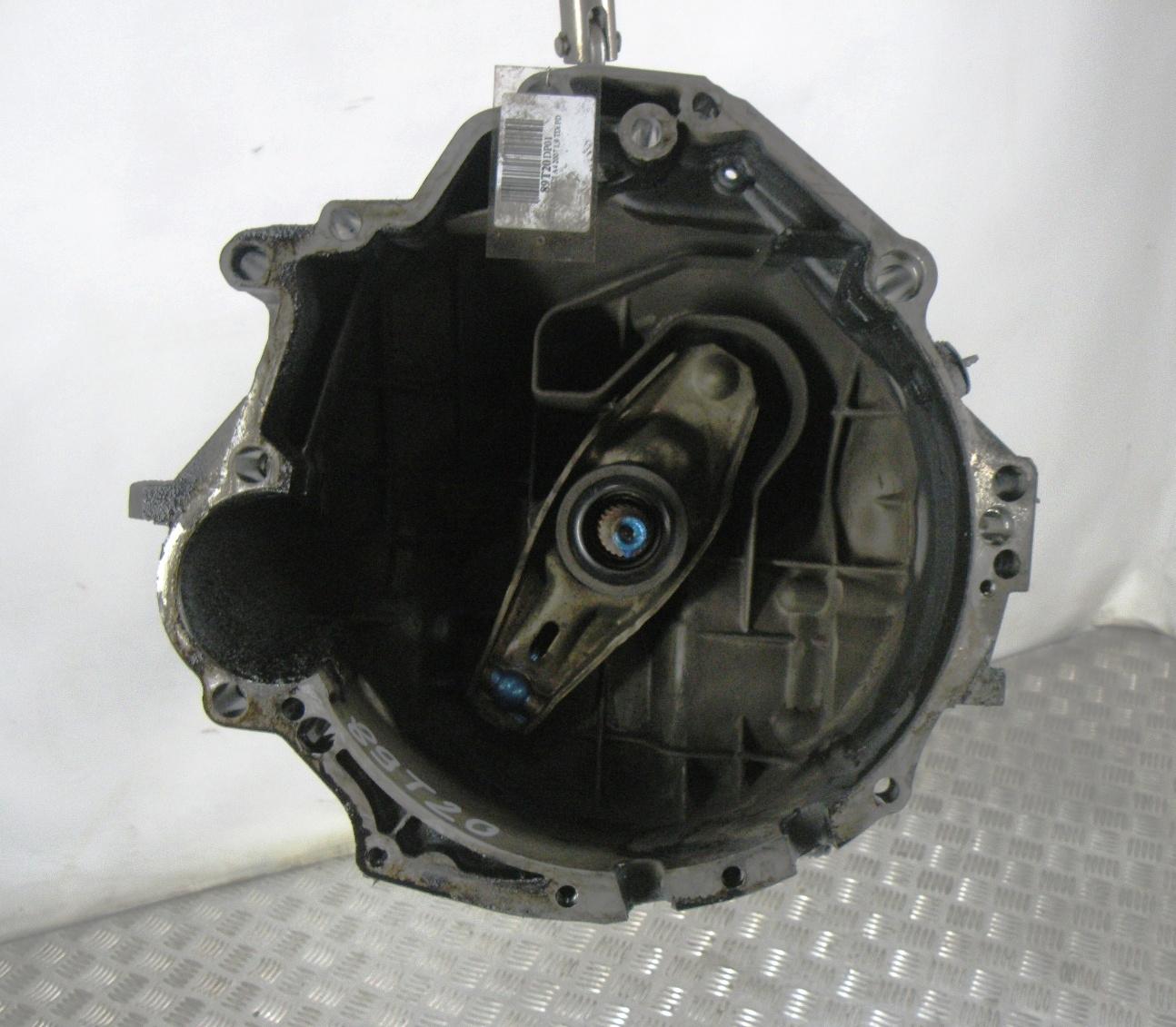 КПП 5ст., AUDI, A4 B7, 2007