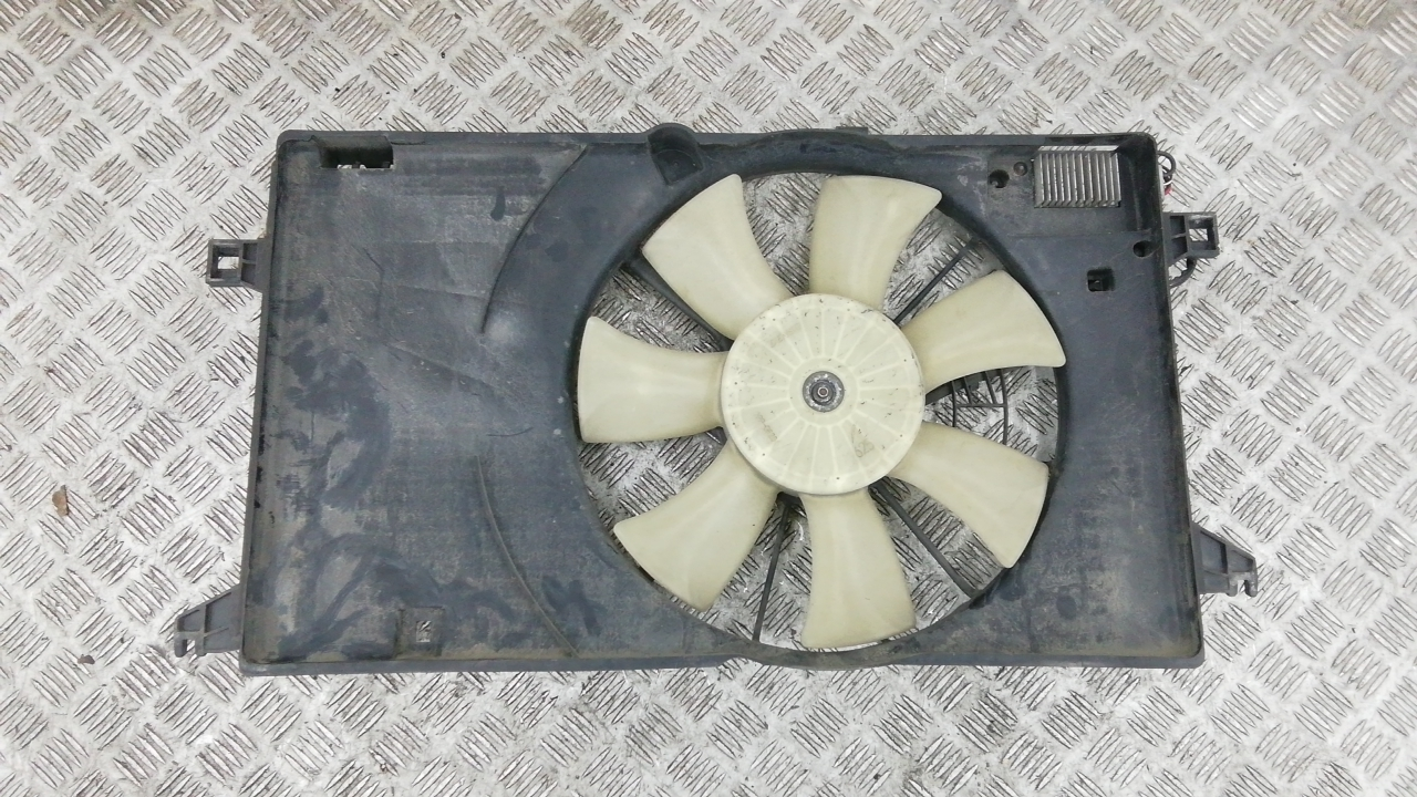 Вентилятор радиатора, MAZDA, 5 1, 2006