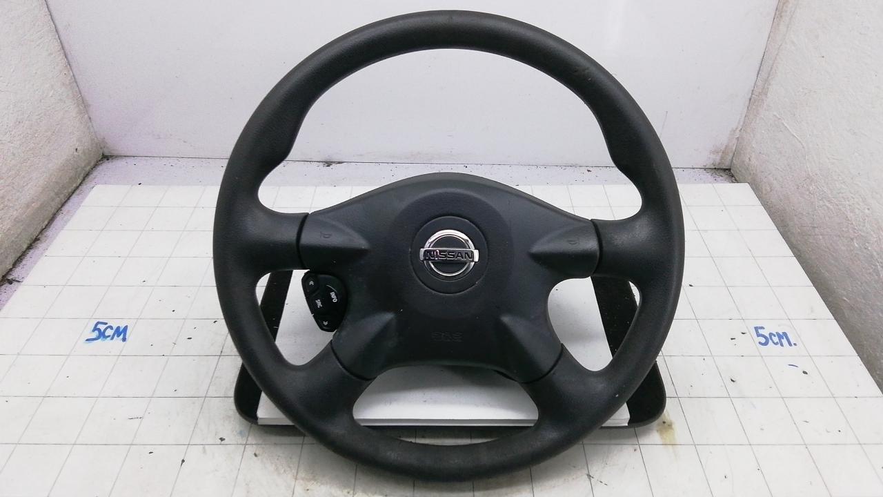 Рулевое колесо, NISSAN, ALMERA TINO V10, 2004