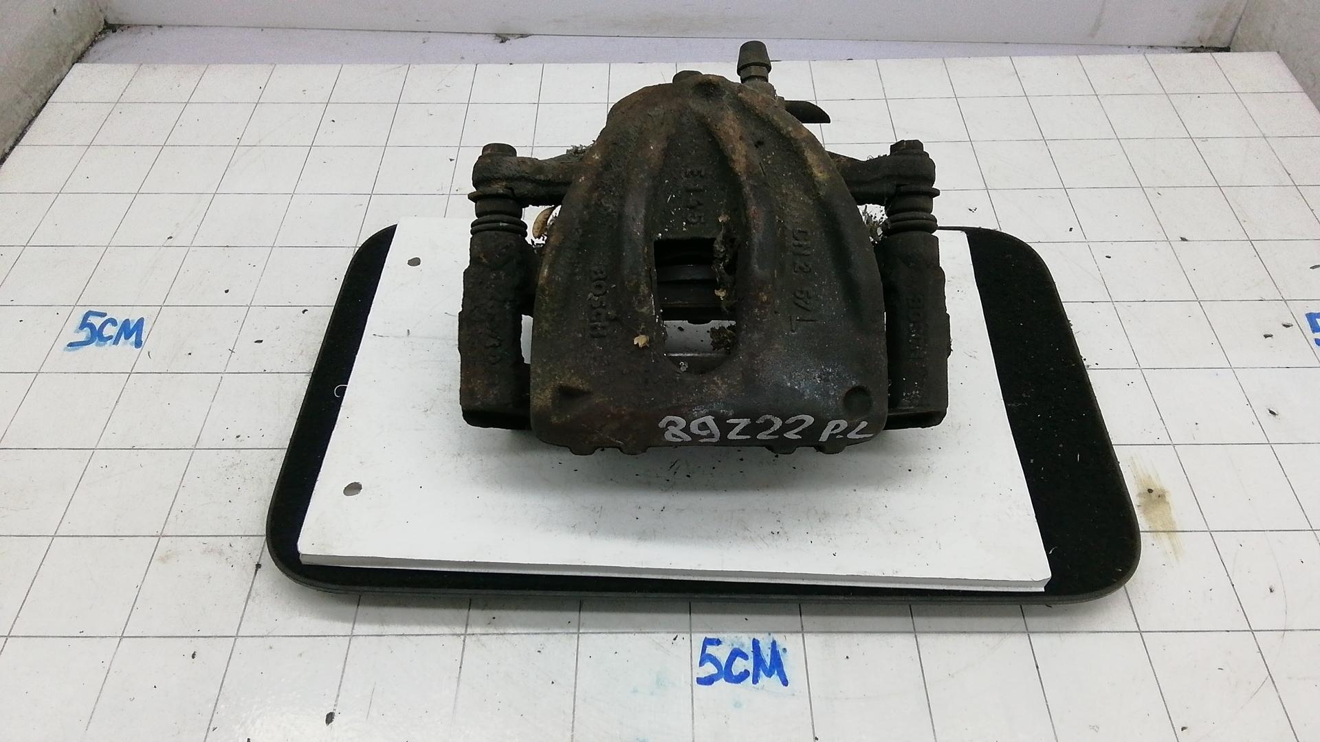 Суппорт тормозной передний левый, TOYOTA, COROLLA VERSO 2, 2004