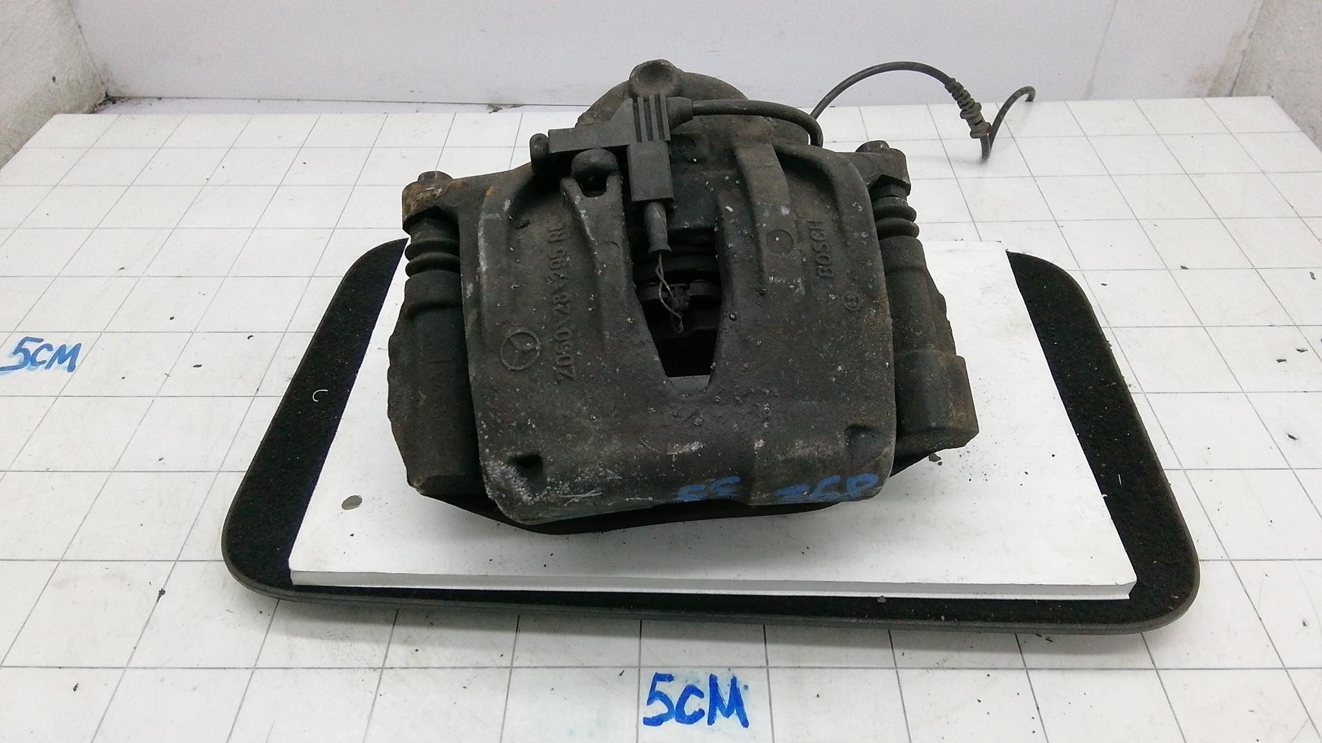 Суппорт тормозной передний правый, MERCEDES BENZ, E-CLASS W211, 2003