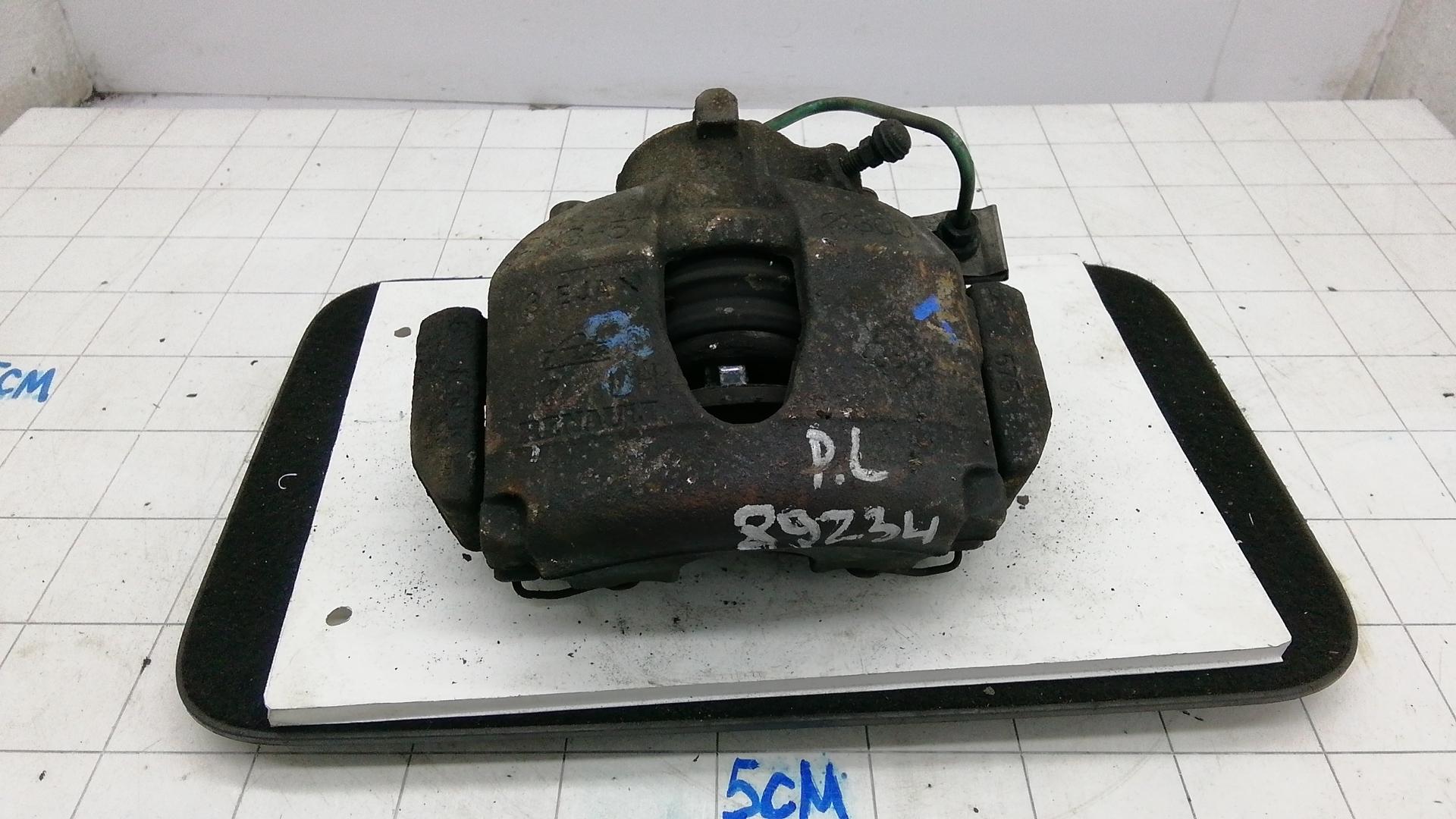 Суппорт тормозной передний левый, RENAULT, LAGUNA 2, 2004