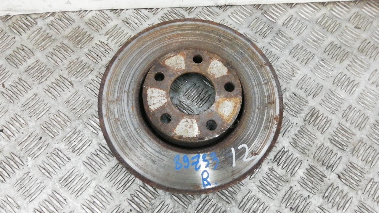 Диск тормозной передний, AUDI, A4 B6, 2003