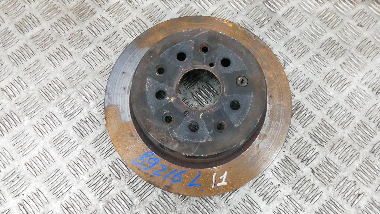 Диск тормозной задний, LEXUS, GS 2, 2000