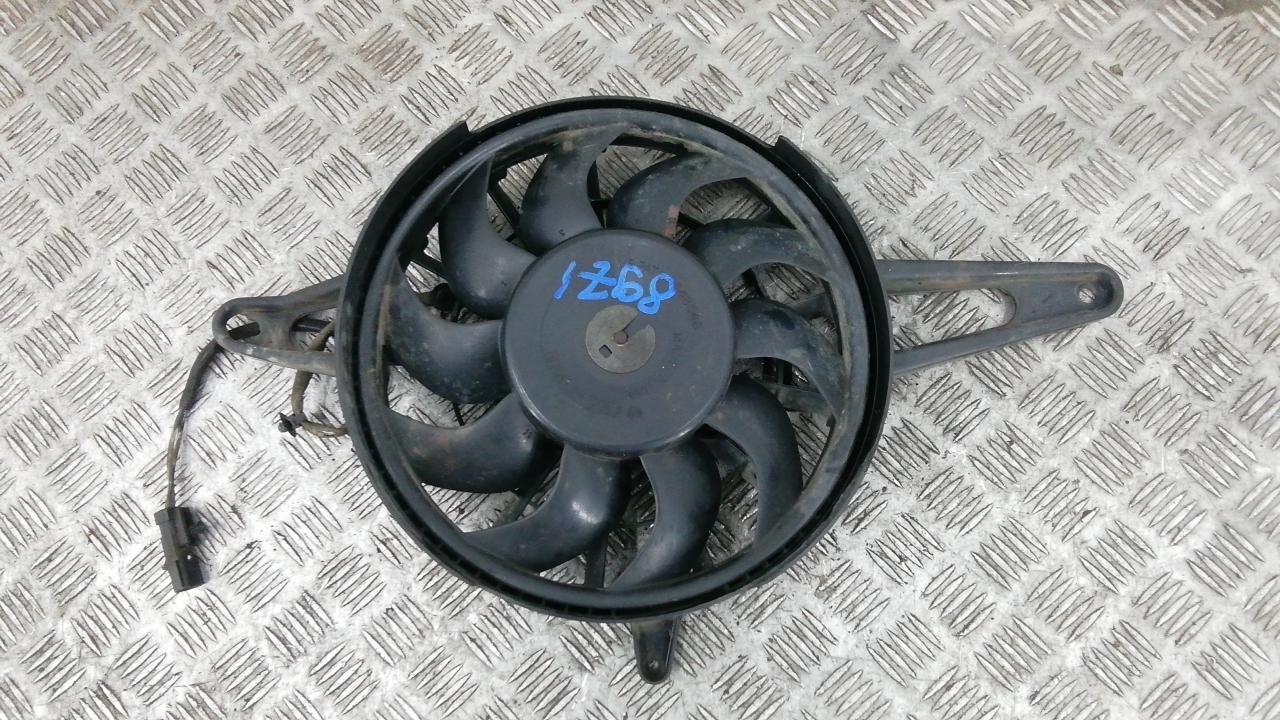 Вентилятор радиатора, JEEP, CHEROKEE XJ, 2001