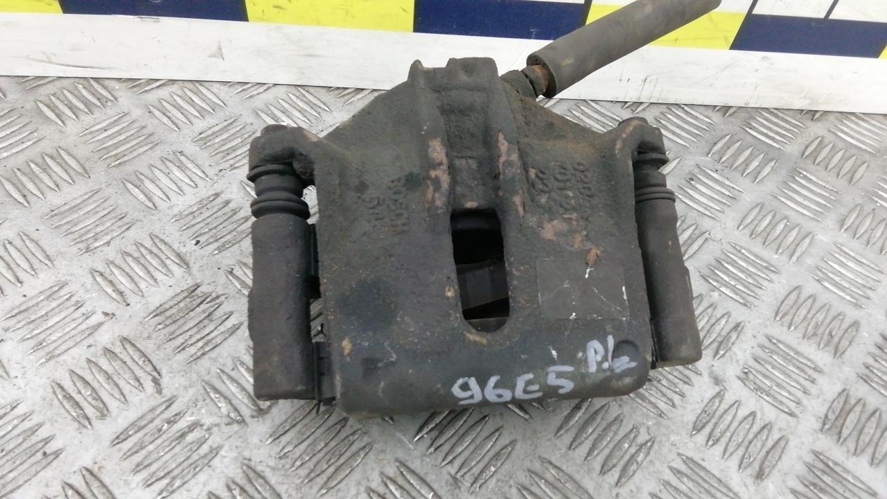 Суппорт тормозной передний левый, PEUGEOT, 307, 2005