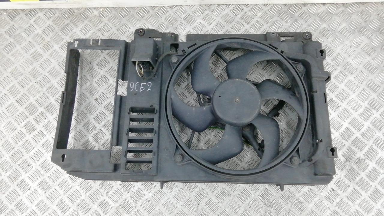 Вентилятор радиатора, CITROEN, XSARA PICASSO, 2005