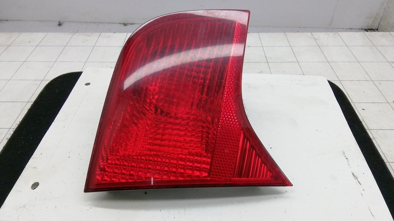 Фонарь левый крышки багажника, AUDI, A4 B7, 2005