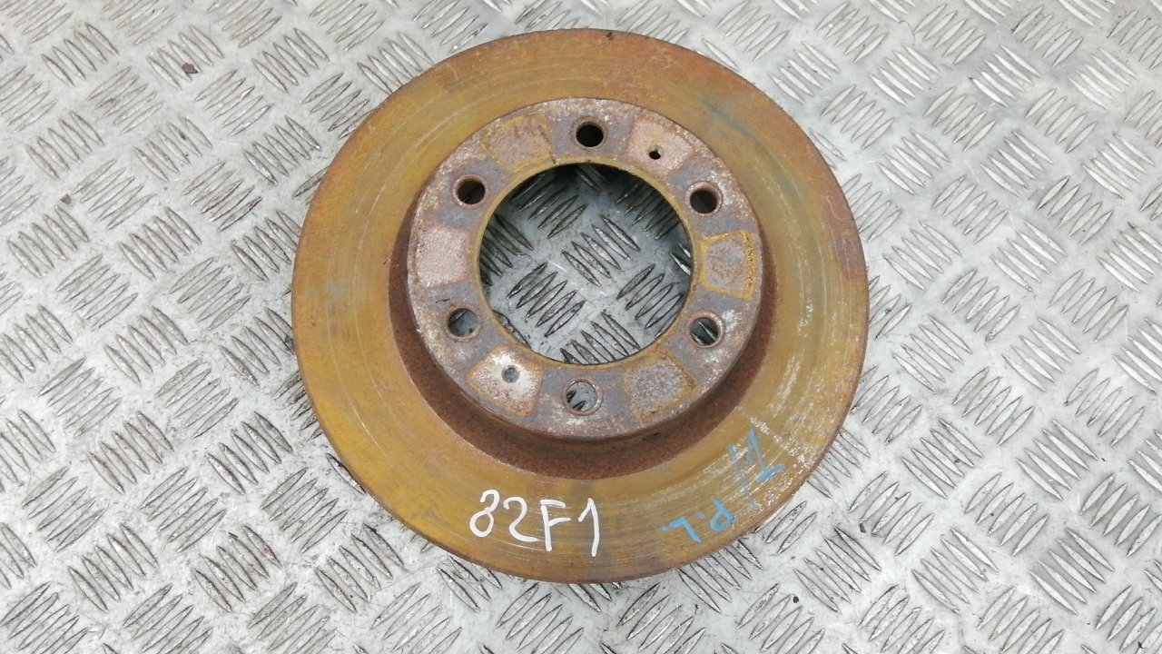 Диск тормозной передний, TOYOTA, FJ CRUISER, 2007