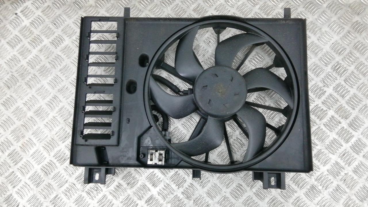Вентилятор радиатора, PEUGEOT, 508 1, 2012