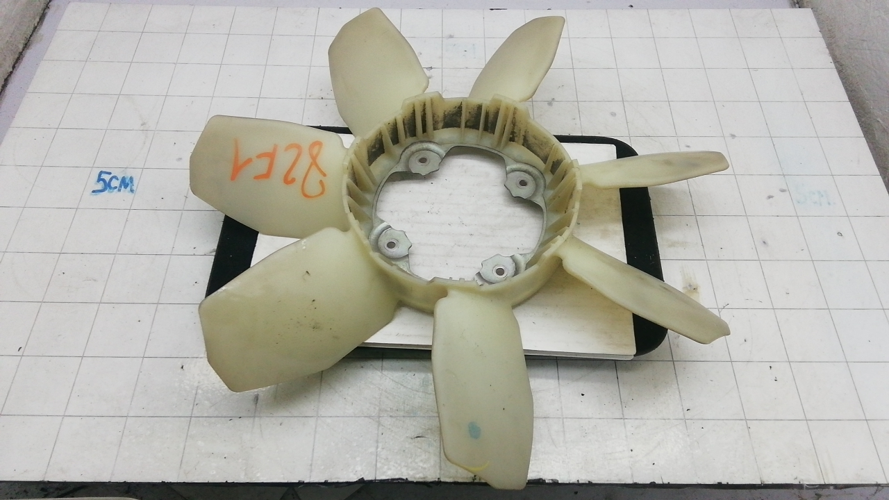 Крыльчатка вискомуфты бензиновая, TOYOTA, FJ CRUISER, 2007