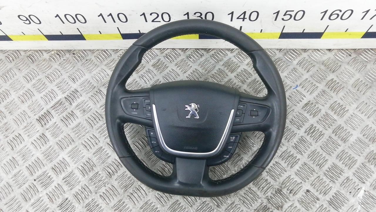 Рулевое колесо, PEUGEOT, 508 1, 2012