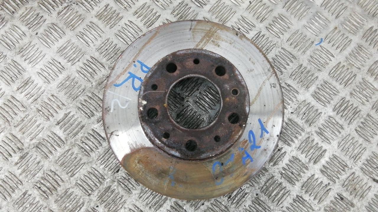 Диск тормозной передний, CITROEN, JUMPER 3, 2011