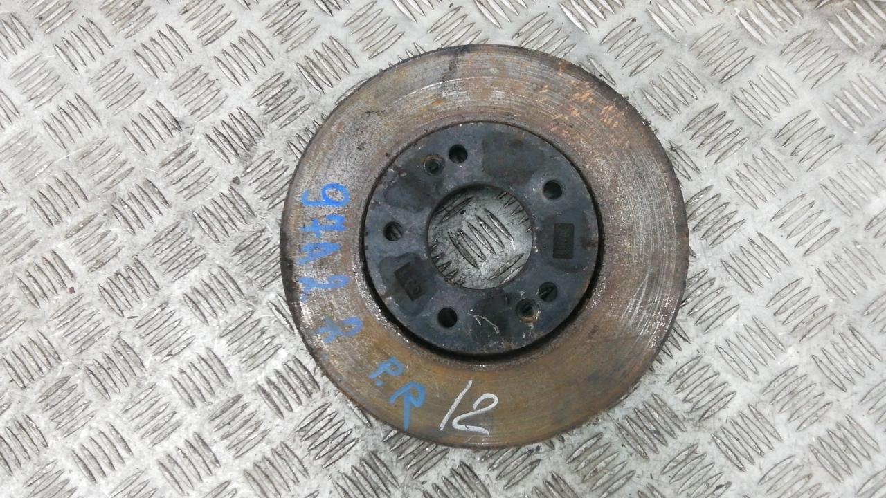 Диск тормозной передний, KIA, CARENS 3, 2008