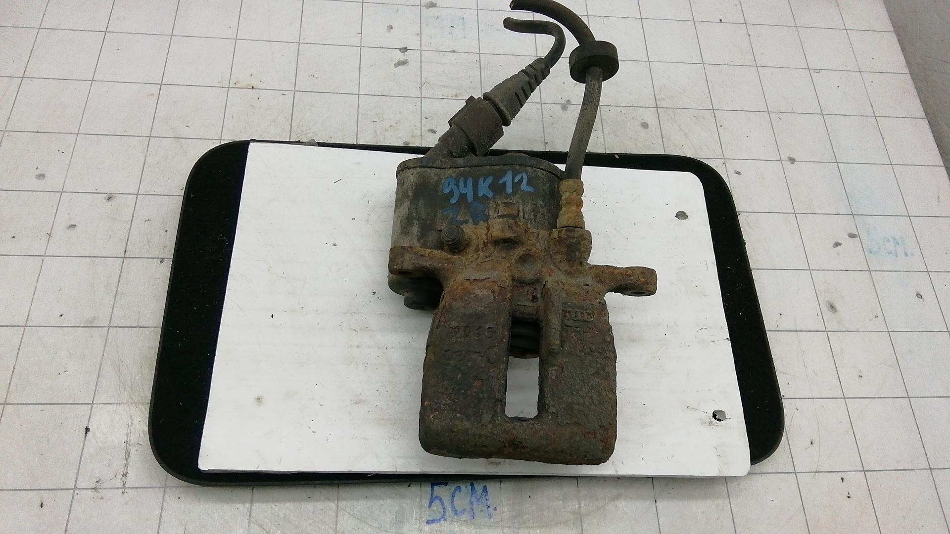 Суппорт тормозной задний правый, AUDI, A6 C6, 2009