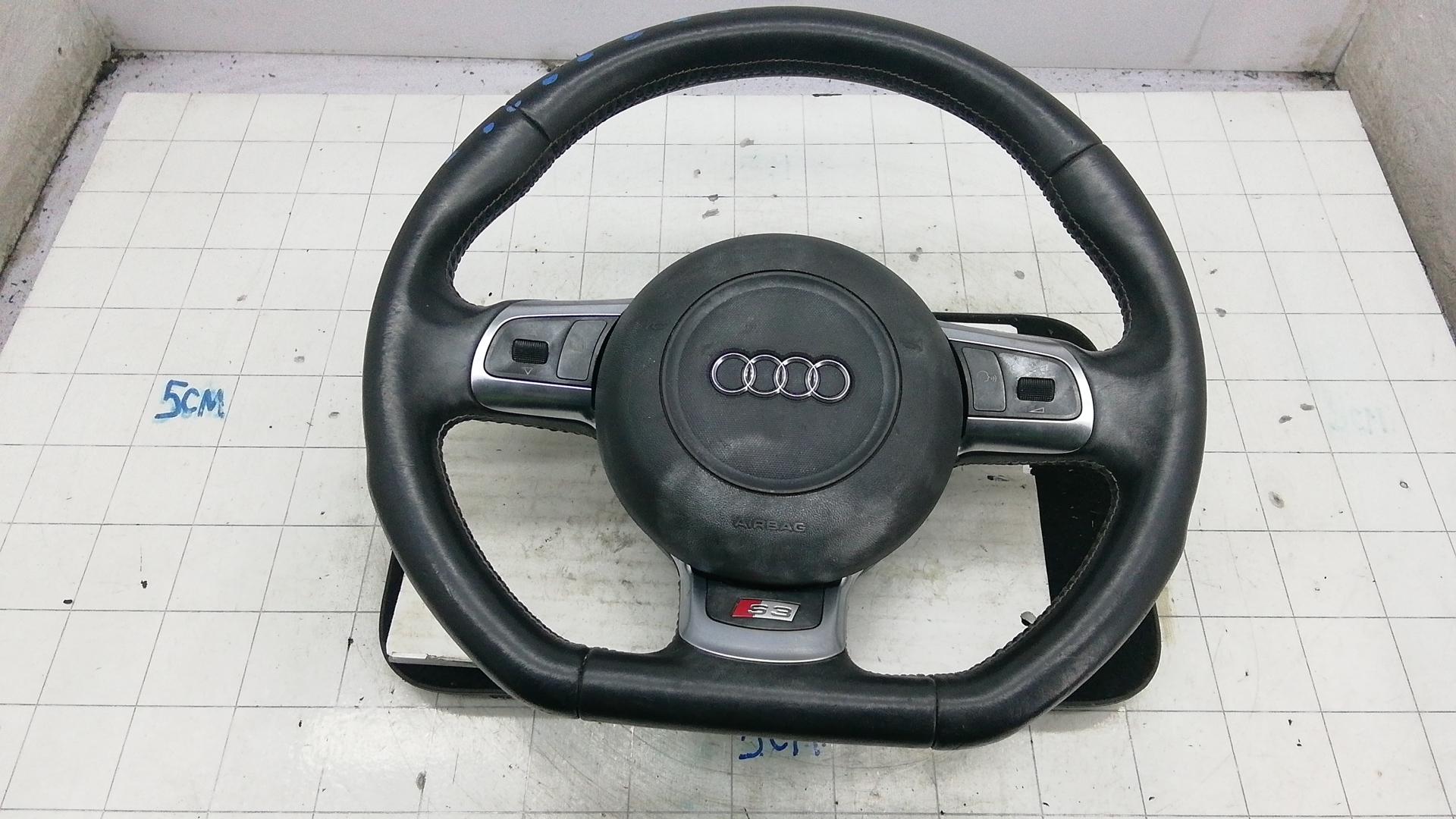 Рулевое колесо, AUDI, S3 8P, 2009