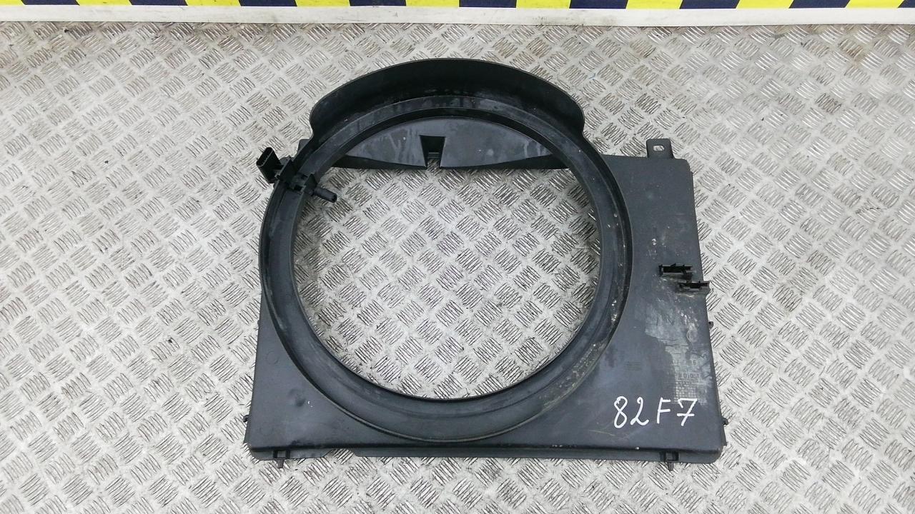 Диффузор вентилятора, CHEVROLET, TRAILBLAZER, 2002