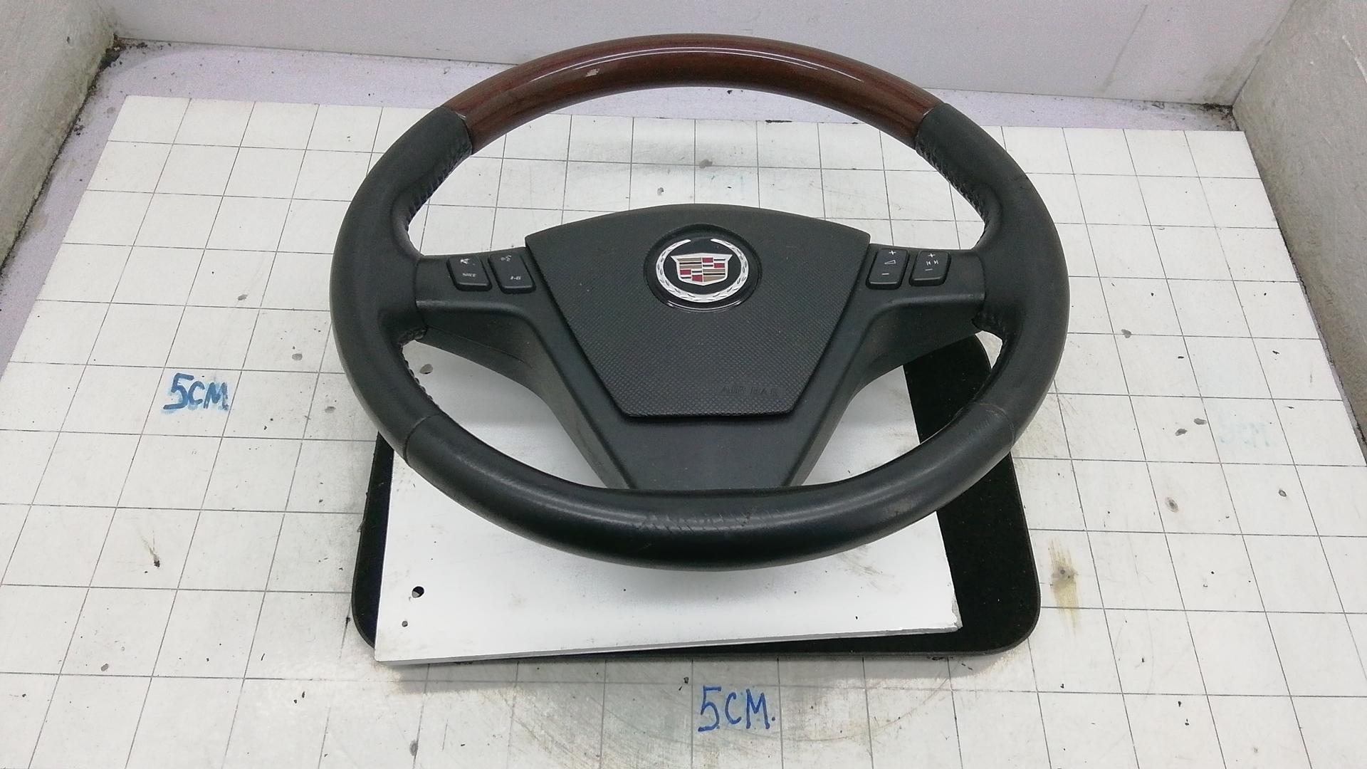 Рулевое колесо, CADILLAC, SRX 1, 2005
