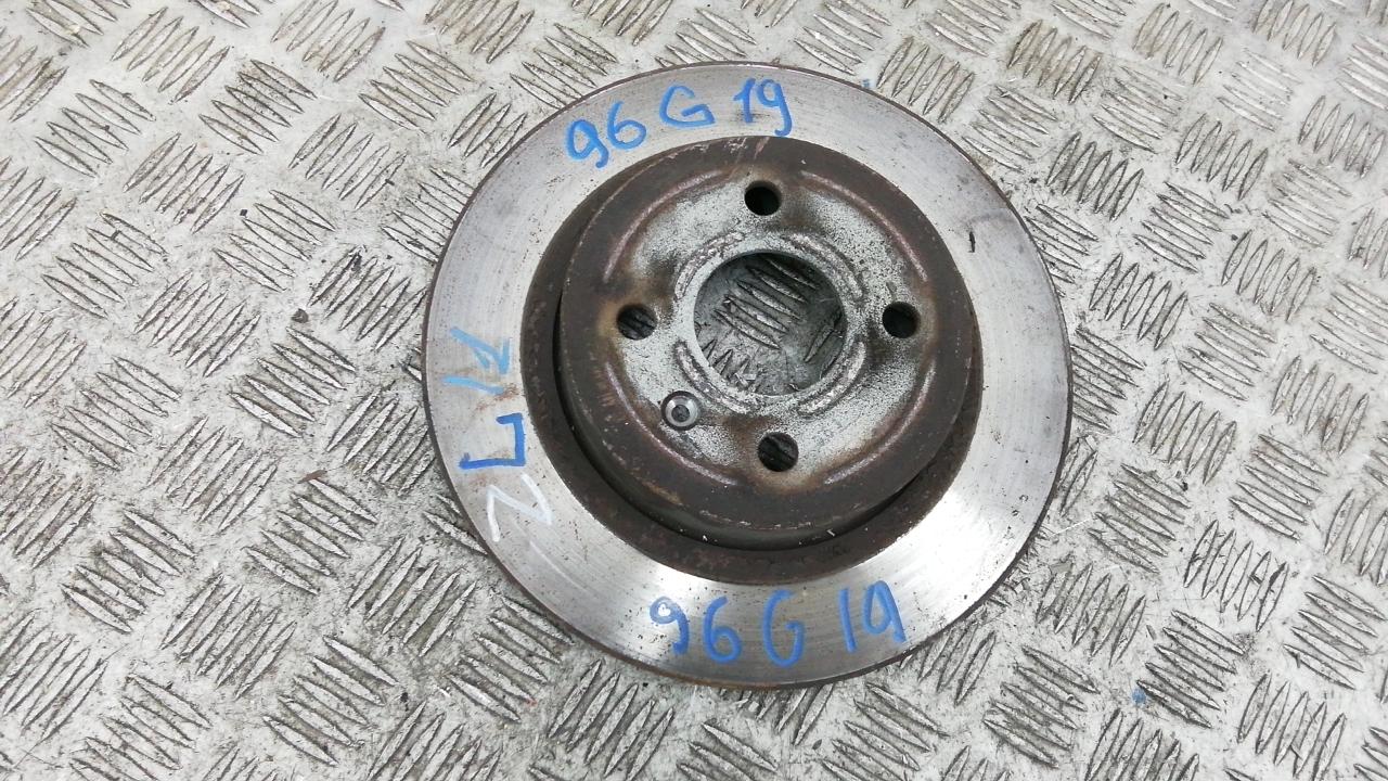 Диск тормозной задний, OPEL, MERIVA A, 2005