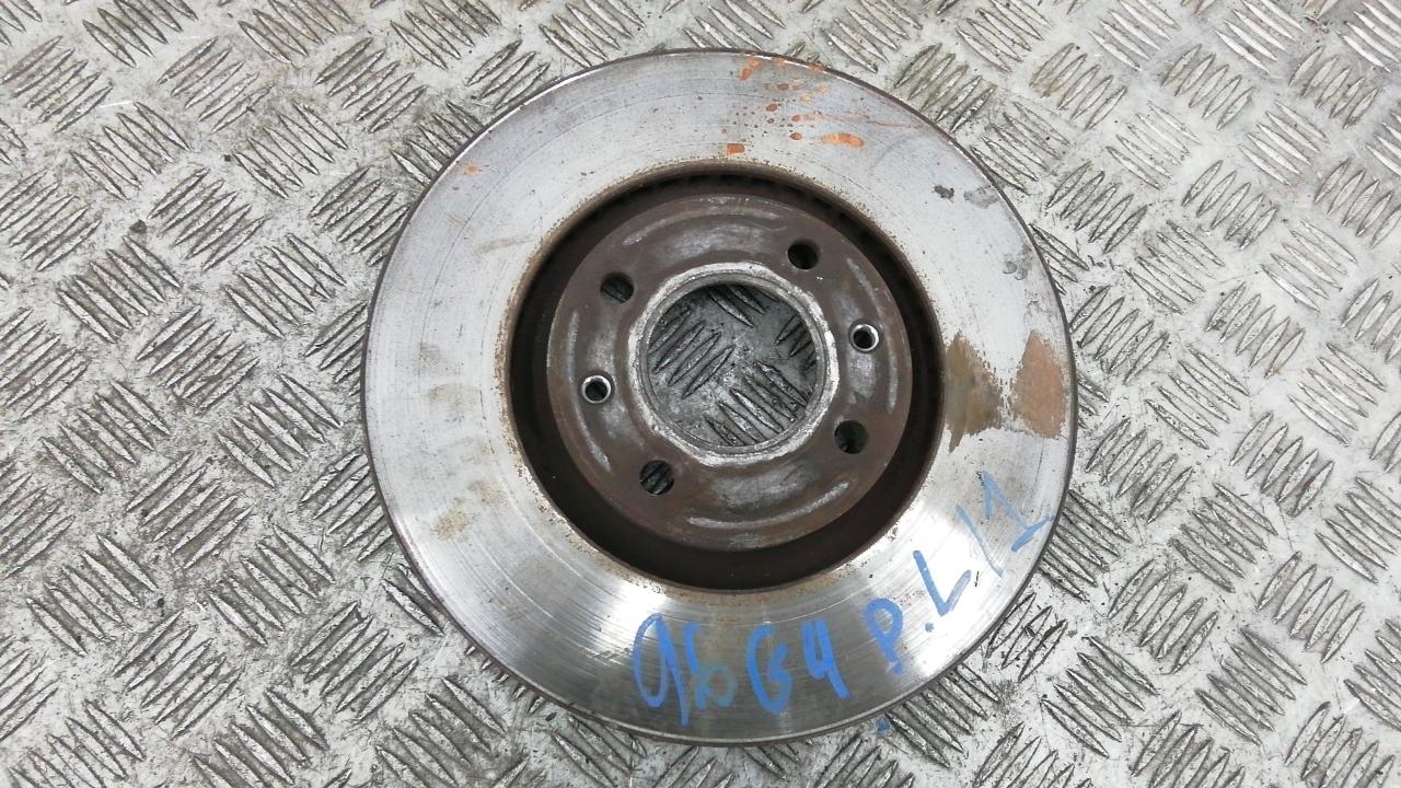 Диск тормозной передний, CITROEN, C4 PICASSO 1, 2007