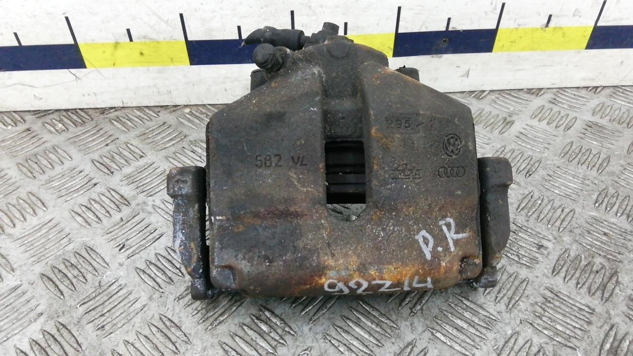 Суппорт тормозной передний правый, VOLKSWAGEN, PASSAT B7, 2012