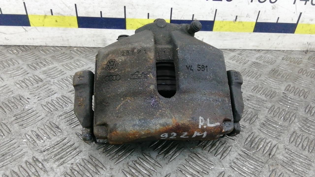 Суппорт тормозной передний левый, VOLKSWAGEN, PASSAT B7, 2012