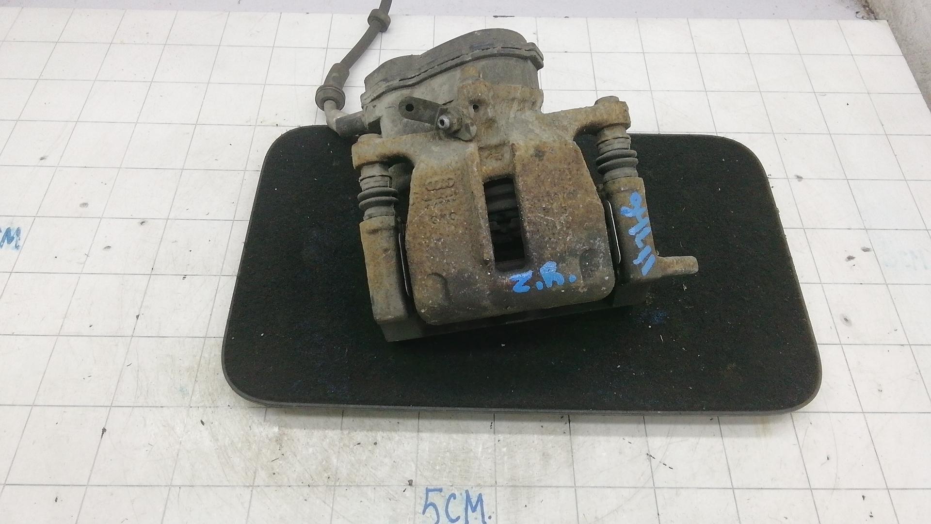 Суппорт тормозной задний правый, AUDI, A6 C7, 2013