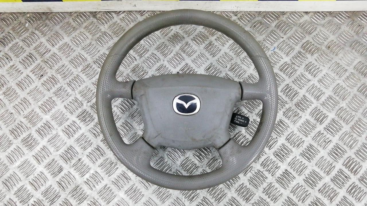 Рулевое колесо, MAZDA, PREMACY, 2003