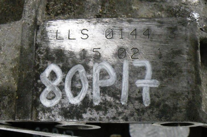 КПП 6ст., AUDI, A5 1, 2011