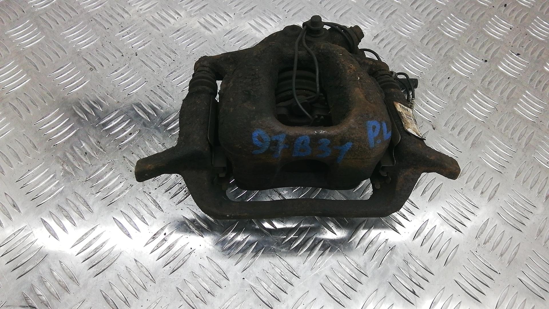 Суппорт тормозной передний левый, PEUGEOT, 407, 2008