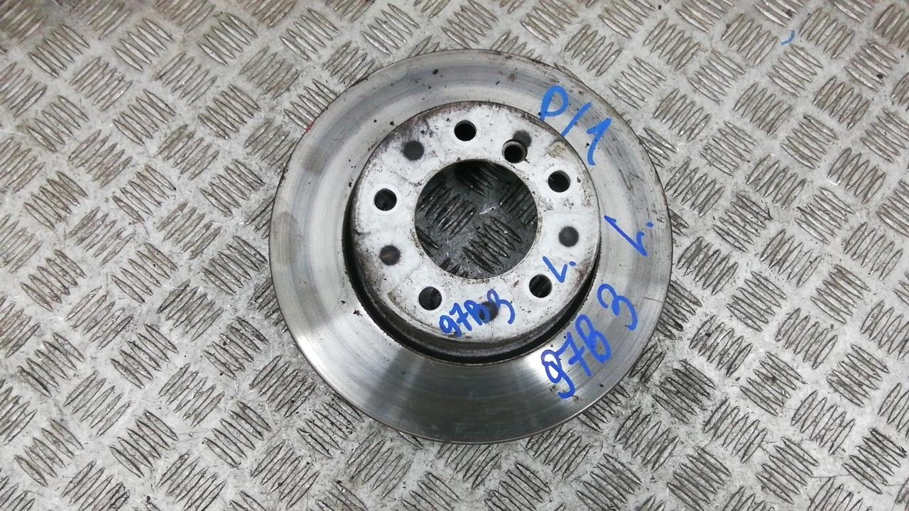 Диск тормозной передний, BMW, 3 E90/E91, 2007