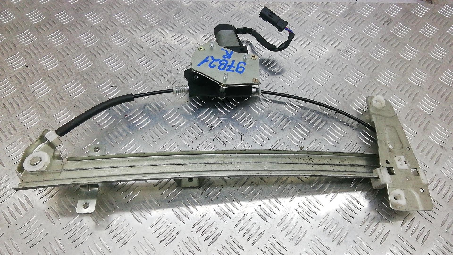 Стеклоподъемник передний правый, JEEP, GRAND CHEROKEE WJ, 2000